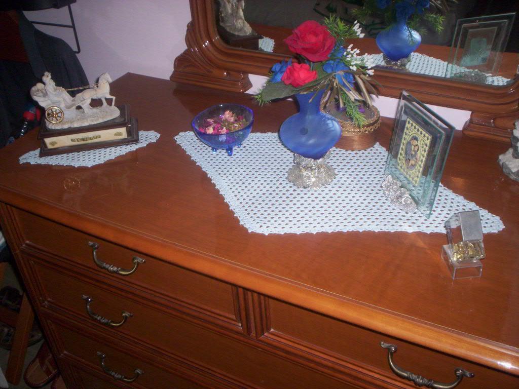 Set di rombi   Camera da letto   Uncinetto la mia passione